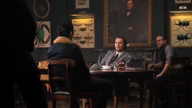 'The Gentlemen': Kembalinya Guy Ritchie
