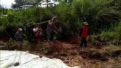 Viral TNI di Cianjur Tandu Warga Sakit Sejauh 2 Km Pulang ke Rumah