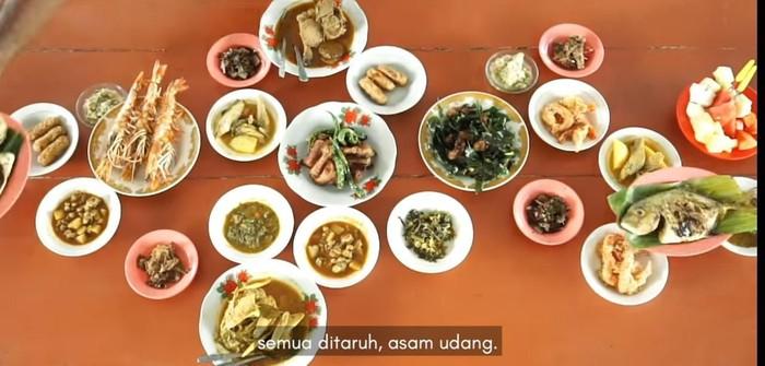 Jokowi kulineran di Aceh
