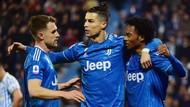 SPAL Vs Juventus: Ronaldo-Ramsey Bawa Bianconeri Menang 2-1