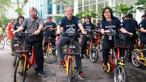 UMN Gandeng GOWES Sediakan Sepeda hingga e-Scooter buat Mahasiswa