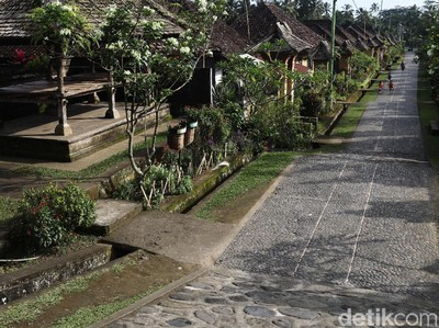 Desa Terbersih Dunia di Bali Ditutup Sementara, Imbas Corona