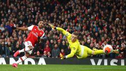 Arsenal Vs Everton Berakhir 2-2 di Babak Pertama