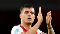 Xhaka Segan Kapteni Arsenal Lagi
