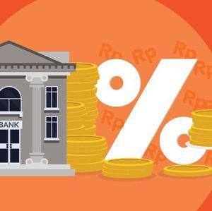 Daftar Suku Bunga Dasar Kredit 10 Bank di RI