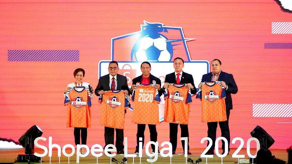Shopee Liga 1 2020 Resmi Diluncurkan