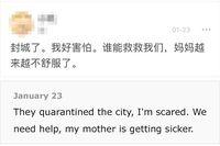 Kisah Haru Seorang Wanita di Wuhan, Akhirnya Bikin Nyesek