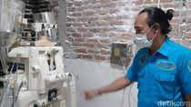 Penampakan Pabrik Narkoba di Bandung yang Produksi Jutaan Pil Napza