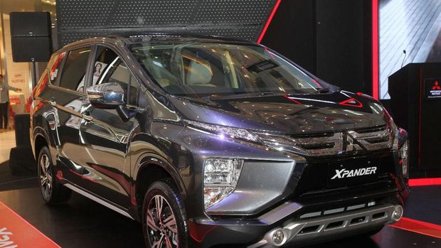 Mitsubishi Luncurkan Xpander Facelift