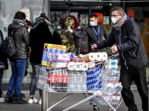 Heboh Orang Borong Belanjaan karena Corona, Ini Faktor Pemicu Panic Buying