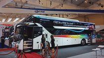 Ditaksir Perusahaan Asing, Bus Sleeper Buatan Indonesia Juga Akan Diekspor