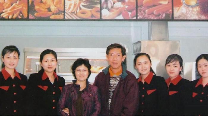 Resto cepat saji di Korea Utara