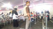 Cerita Panitia Harus Nyeker demi Peserta Tes CPNS di Bandung