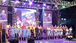 Launching Pemain Persik, Satu Pemain Asing Batal Kontrak
