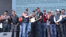 Komunitas Bikers Menginduk ke IBBU, Ketua MPR: Menguatkan Persaudaraan
