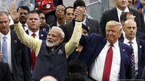 Persiapan Heboh India Sambut Kedatangan Trump, Telan Biaya Rp 182 Miliar