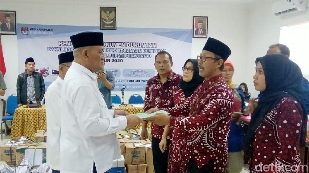Ramaikan Pilkada Purworejo, Calon Independen Daftar ke KPU