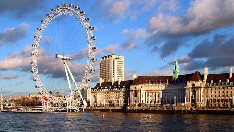 bianglala london eye