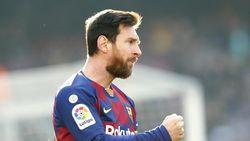 Barcelona Siap Bicarakan Kontrak Baru Messi