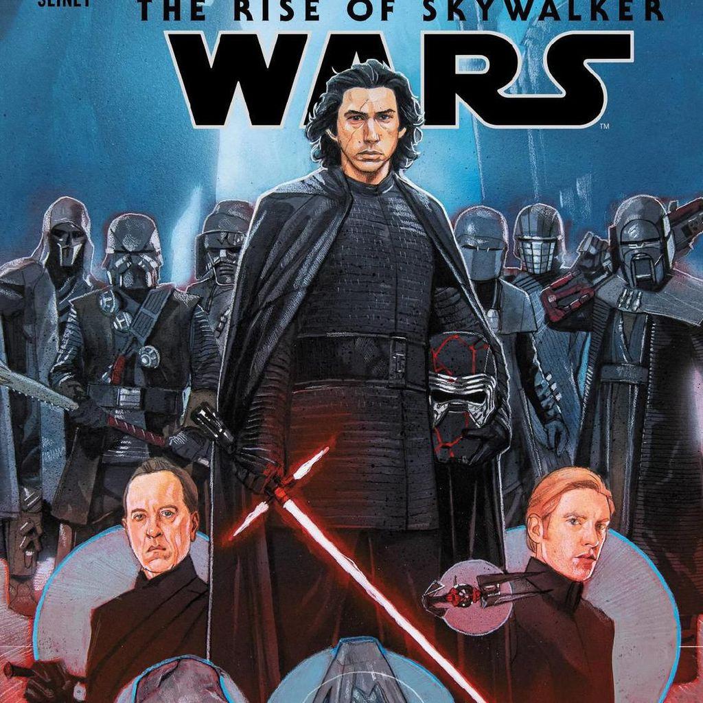 Hore! Komik Star Wars: The Rise of Skywalker Rilis Juni