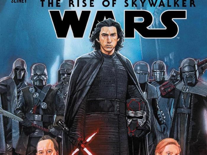 Komik Star Wars: The Rise of Skywalker