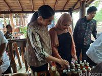 Putri Tanjung Ingin UMKM Milenial Naik Kelas