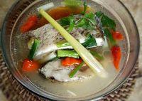 Gurih Segar Semangkuk Sup Ikan Gurame Ada Di Sini!