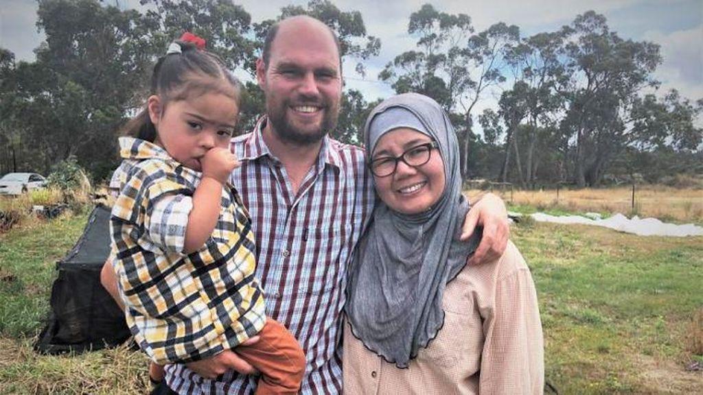Berawal dari Bahagiakan Istri, Tasmania Kini Punya Potensi Ditanami Padi