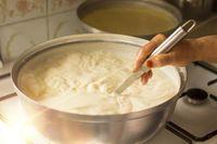 Cara membuat yogurt.
