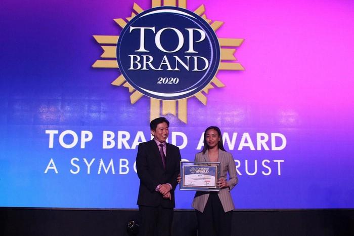 PT Estika Tata Tiara Tbk (KIBIF) menempati posisi teratas di antara perusahaan-perusahaan  pengolahan makanan di Indonesia di ajang Top Brand Award 2020.