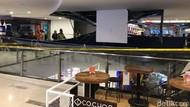 Penampakan Plafon Malioboro Mall Yogya yang Ambrol