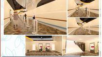 Proyek Tunnel Terminal Joyoboyo-KBS Dilelang Akhir Bulan Ini