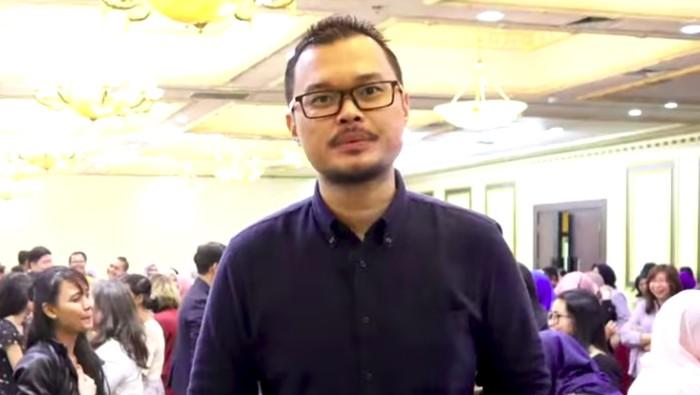 Dedy Susanto (Tangkapan layar Youtube Kuliah Psikologi milik Dedy Susanto)