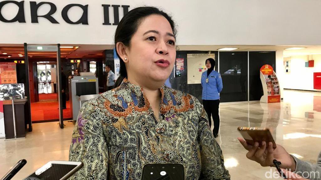 Ketua DPR Minta Baleg Tunda Bahas Pasal Ketenagakerjaan di Omnibus Law
