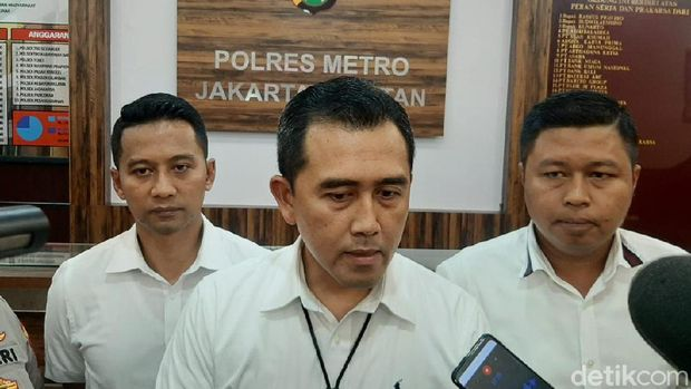 Kasat Reskrim Polres Jakarta Selatan, AKBP M Irwan