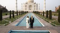 Trump, Putri Diana, dan Deretan Pesohor Lain yang Singgahi Taj Mahal