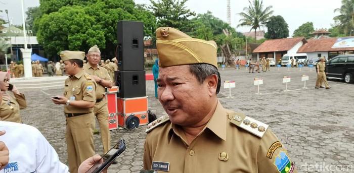 Bupati Garut Rudy Gunawan kecewa angka kematian ibu dan anak masih tinggi