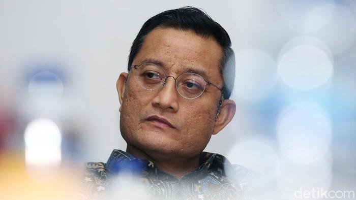 Menteri Sosial Juliari P Batubara
