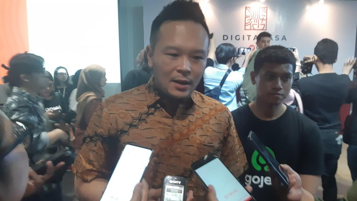 CEO & Co-founder Kopi Kenangan Edward Tirtanata