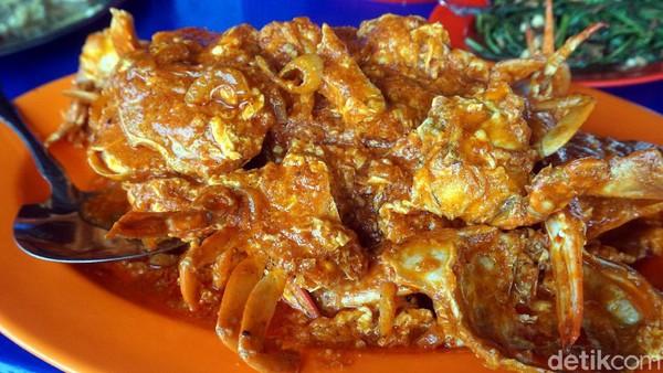 Liburan ke Tanjungpinang, Kepulauan Riau traveler harus mencoba kuliner seafoodnya. Dijamin lezat dan bikin lidah bergoyang. (Wahyu Setyo/detikcom)