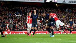 Arsenal Vs Everton: Aubameyang Dua Gol, The Gunners Menang 3-2
