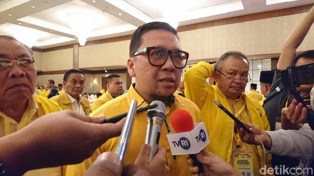 Golkar Dorong Pemerintah Segera Terbitkan Perppu-Sanksi Pilkada 2020