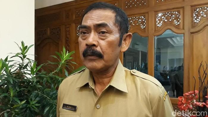 Wali Kota Solo, FX Hadi Rudyatmo, Senin (24/2/2020).