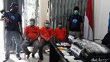 Peredaran Ganja Berkedok Klinik Alternatif, BNN Sita Barbuk 9,9 Kg