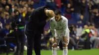 Eden Hazard Akan Absen Setidaknya 3 Bulan