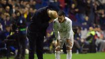 Hazard Ingin Tiru Ini dari Zidane