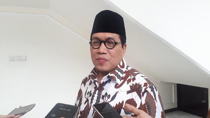 Sekjen DMI Imam Addaruqutni. (Foto: Dwi Andayani/detikcom)