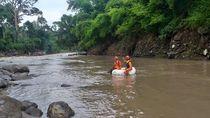 Ibu Rumah Tangga di Sumsel Hanyut Akibat Terpeleset Saat Cari Rebung