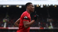 Anthony Martial Terus Panas