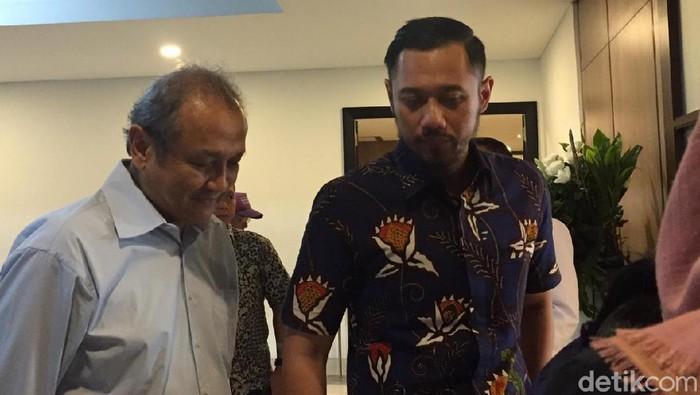 Dua putra Susilo Bambang Yudhoyono (SBY).